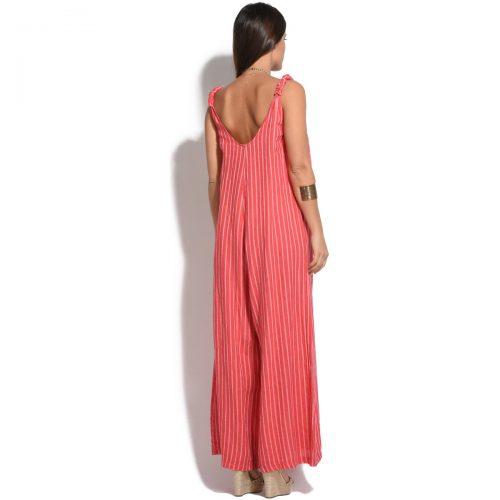 Couleur Lin Jumpsuit women's Jumpsuit in Orange