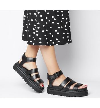 Dr. Martens Blaire Sandal BLACK