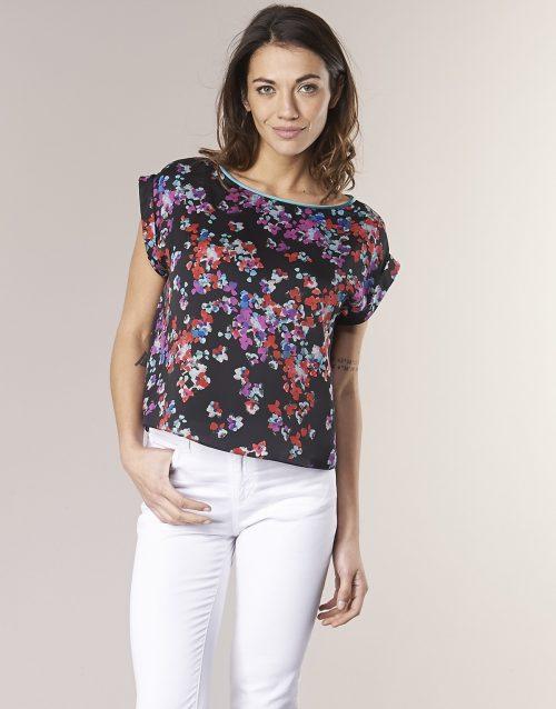 Emporio Armani MORI women's Blouse in Multicolour
