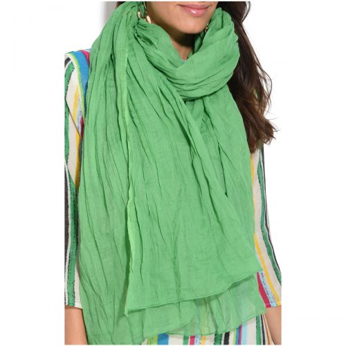 For Her Paris Scarf in Green