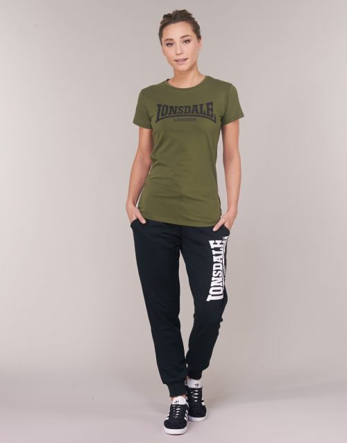 Lonsdale THURSO women's Sportswear in Black
