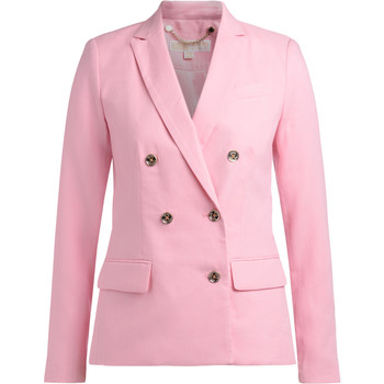 MICHAEL Michael Kors Giacca rosa a manica lunga women's Jacket in Pink