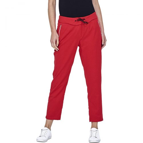 Mado Et Les Autres Fantasy pants in jacquard women's Sportswear in Red