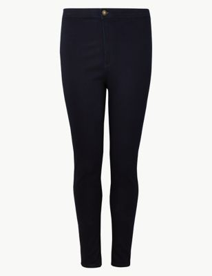 M&S Collection CURVE High Waist Super Skinny Jeans