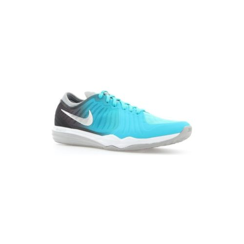 Nike Dual Fusion TR 4 819022-402 women's Shoes (Trainers) in Blue