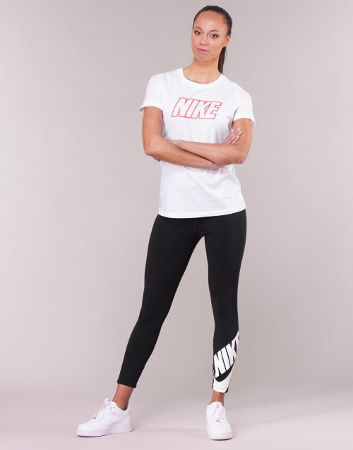 Nike NIKE SPORTSWEAR LEG-A-SEE women's Tights in Black