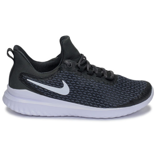 Nike RENEW RIVAL women's Sports Trainers (Shoes) in Black