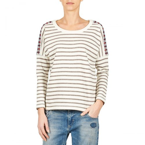 Oxbow MISNIA women's Sweatshirt in White