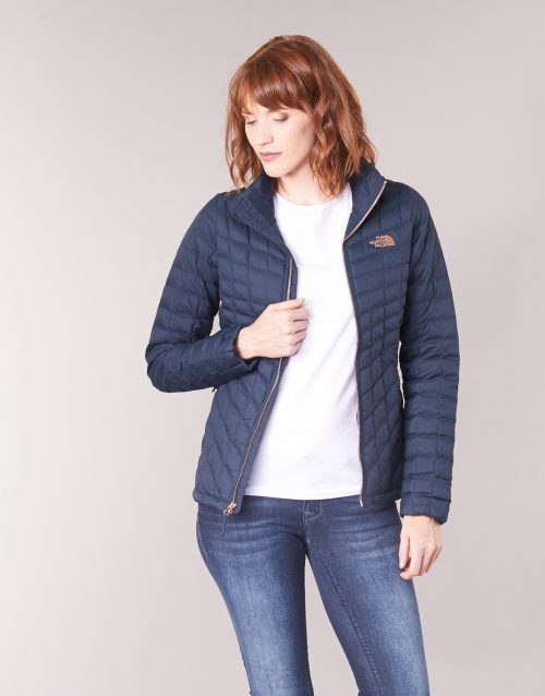 The North Face THERMOBALL JACKET women's Jacket in Blue