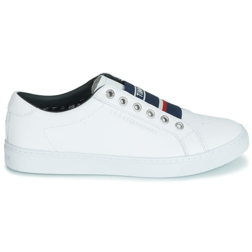 Tommy Hilfiger VENUS 8C1 women's Shoes (Trainers) in White