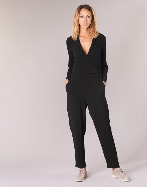 Vila VIREVA women's Jumpsuit in Black