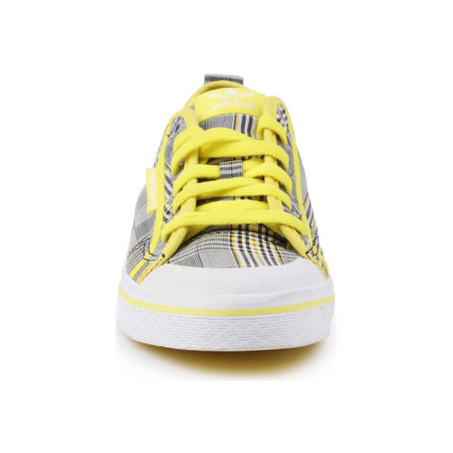 adidas Adidas Honey Low W G12042 women's Shoes (Trainers) in Multicolour