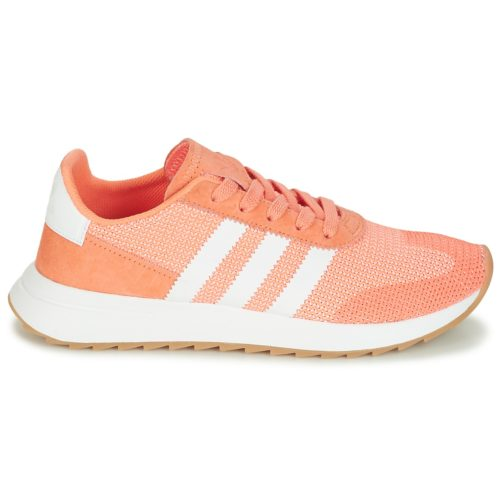 adidas FLB RUNNER W women's Shoes (Trainers) in Orange