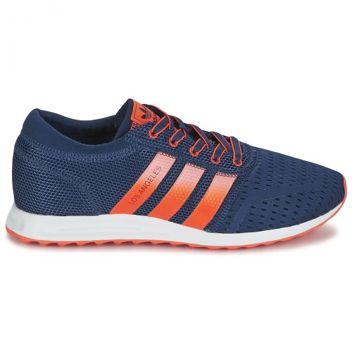 adidas LOS ANGELES women's Shoes (Trainers) in Blue