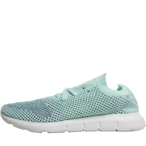 adidas Originals Womens Swift Run Trainers Ice Blue/Ice Blue/Crystal White