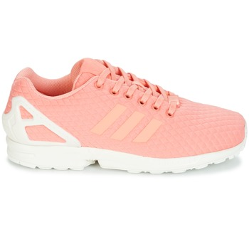 adidas ZX FLUX W women's Shoes (Trainers) in Pink