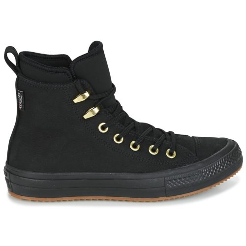 Converse CHUCK TAYLOR WP BOOT women's Shoes (High-top Trainers) in Black