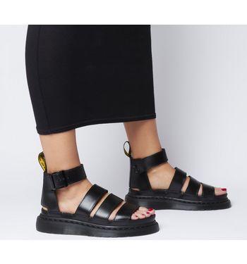 Dr. Martens Clarissa Ii Strap Sandal BLACK