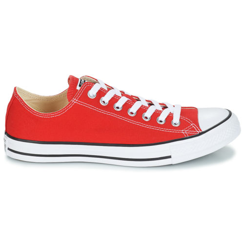 Converse ALL STAR CORE OX women's Shoes (Trainers) in Red