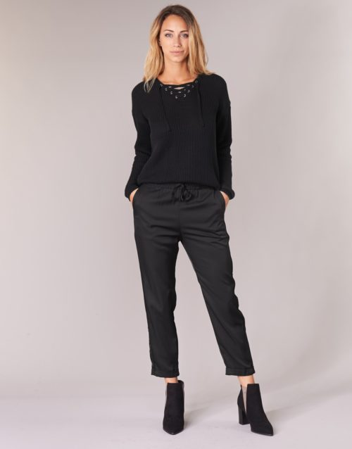 G-Star Raw BRONSON JOG women's Trousers in Black