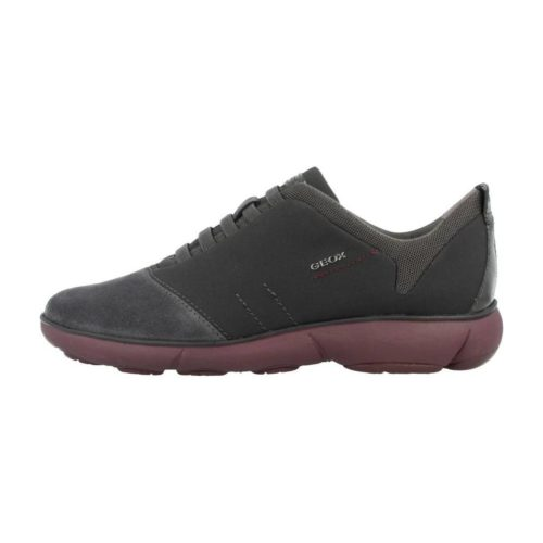 Geox D NEBULA women's Shoes (Trainers) in Grey