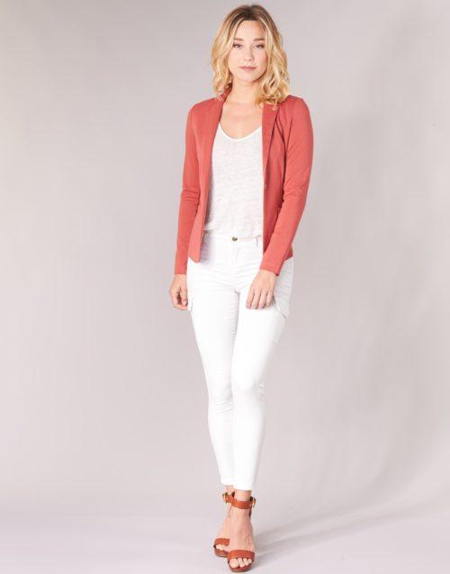 LPB Woman - women's Trousers in White