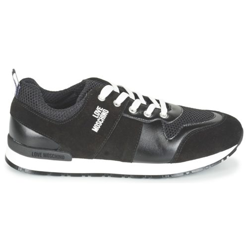 Love Moschino JA15062G13 women's Shoes (Trainers) in Black