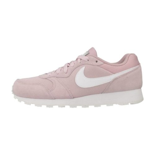 Nike MD RUNNER 2 women's Shoes (Trainers) in Pink