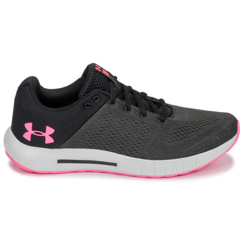 Under Armour Micro G Pursuit women's Running Trainers in Black