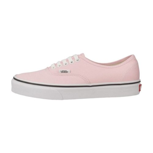 Vans UA AUTHENTIC women's Shoes (Trainers) in Pink