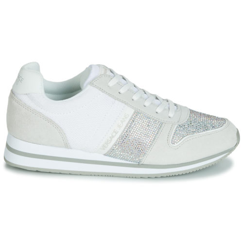 Versace Jeans EOVTBSA1 women's Shoes (Trainers) in White