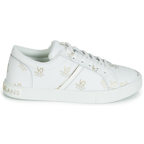 Versace Jeans EOVTBSF2 women's Shoes (Trainers) in White