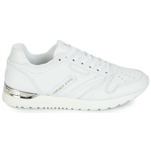 Versace Jeans TAPADO women's Shoes (Trainers) in White