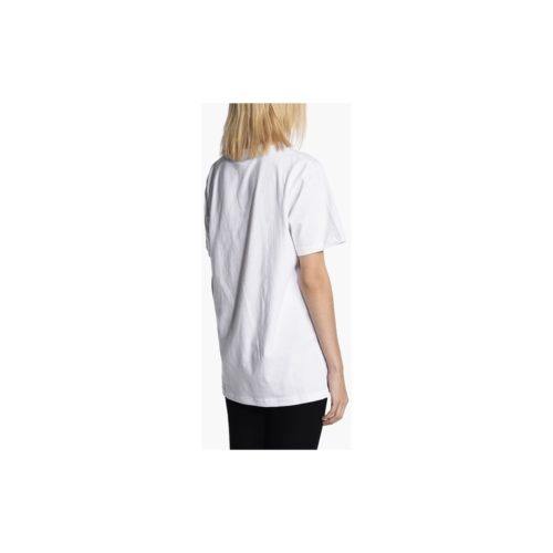 Ellesse Albany Tee women's T shirt in White. Sizes available:UK S
