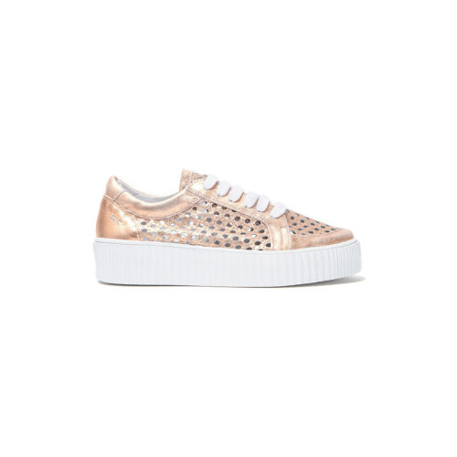 Coolway ZAPATILLA women's Shoes (Trainers) in Pink. Sizes available:7,8,8.5,10