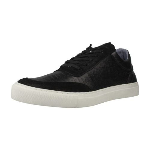 Gas SVEN men's Shoes (Trainers) in Black