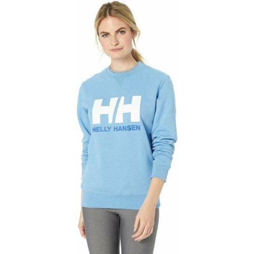 Helly Hansen HH Logo - Midlayer Mujer women's Sweatshirt in Blue