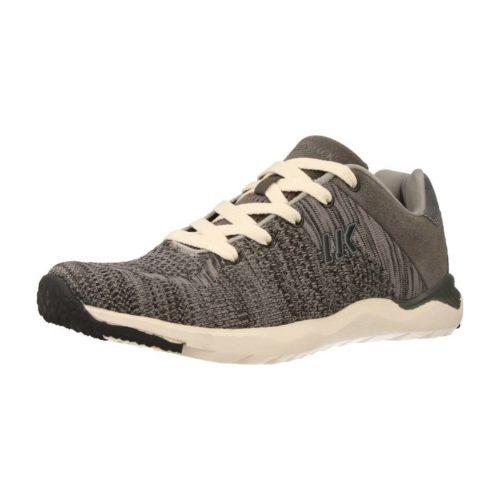 Lumberjack SM30305 men's Shoes (Trainers) in Grey