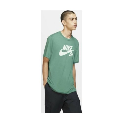 Nike Camiseta de skateboard SB Dri-FIT men's T shirt in Green. Sizes available:UK S,UK M