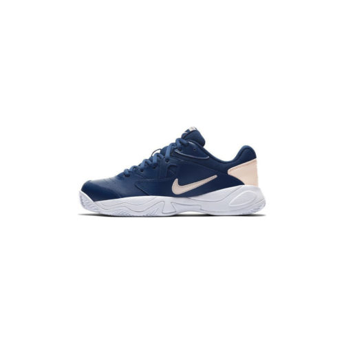 Nike Court Lite 2 women's Shoes (Trainers) in Blue