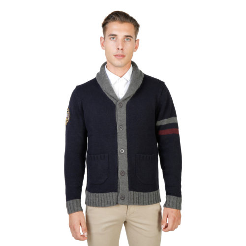Oxford University Tricot Cardigan