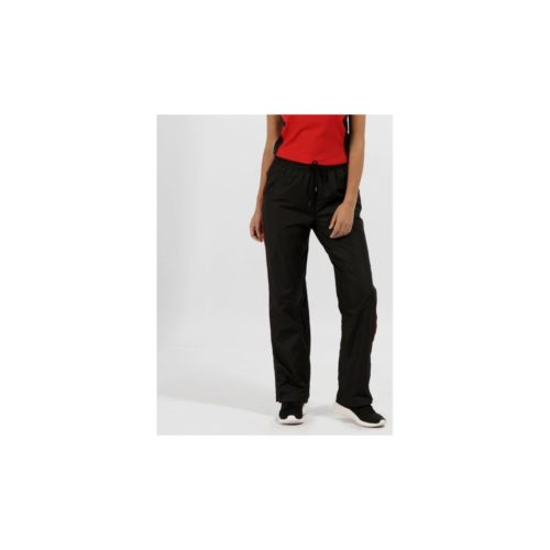 Professional Athens Tracksuit Bottoms Black in Black