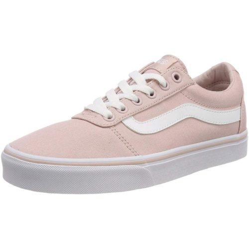 Vans WARD SEPIA ROSE women's Shoes (Trainers) in Pink