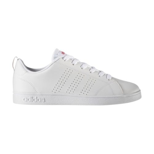 adidas VS ADVANTAGE CL K BB9976 women's Shoes (Trainers) in White. Sizes available:10 kid,11 kid,12 kid,13 kid,10.5 kid,11.5 kid