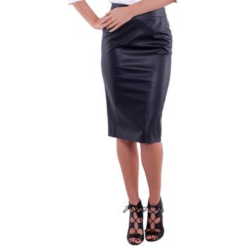 Clarisse Mathilde Skirt women's Skirt in Black. Sizes available:EU L,UK XL