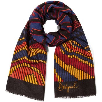 Desigual 18WAIW16 women's Scarf in Blue