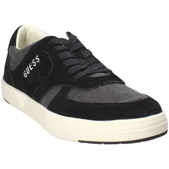 Guess FMDER1 LEA12 men's Shoes (Trainers) in Black