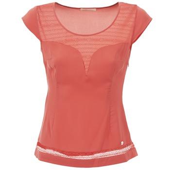 Les Petites Bombes LACINE women's T shirt in Pink