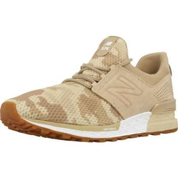 New Balance MS574 DCB men's Shoes (Trainers) in Brown