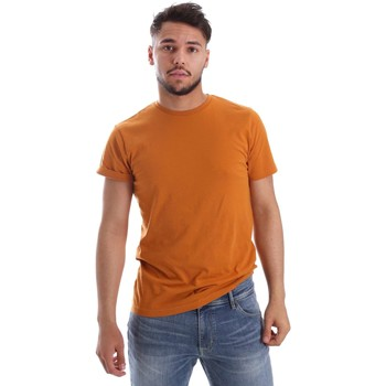 Ransom Co. T-020 men's T shirt in Yellow